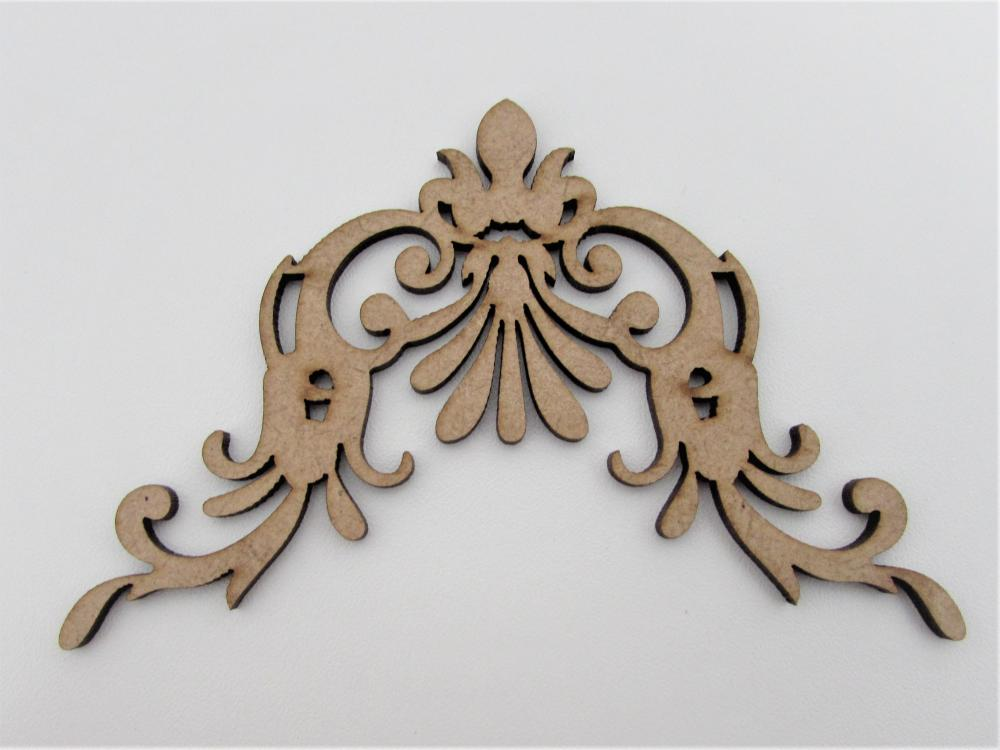 25526 - ARABESCO REF 33 11X07 MDF 3MM