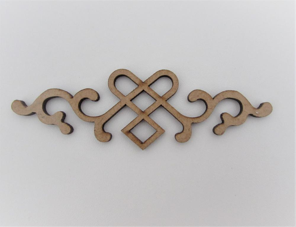 29530 - ARABESCO REF 06 P 06X02 MDF 3MM
