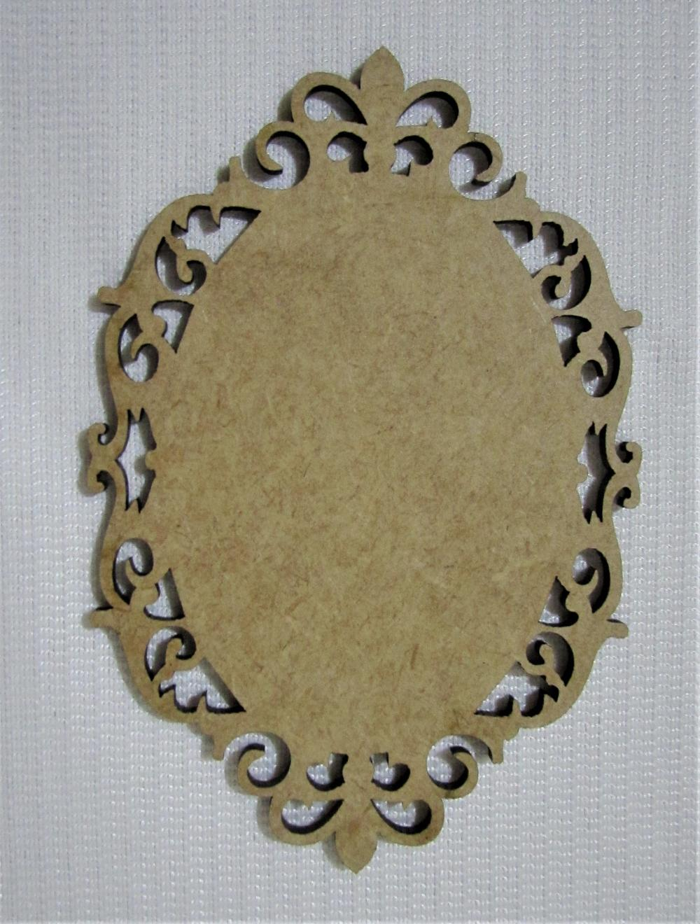 1584 - MOLDURA INTEIRA 10,5X14 MDF 3MM
